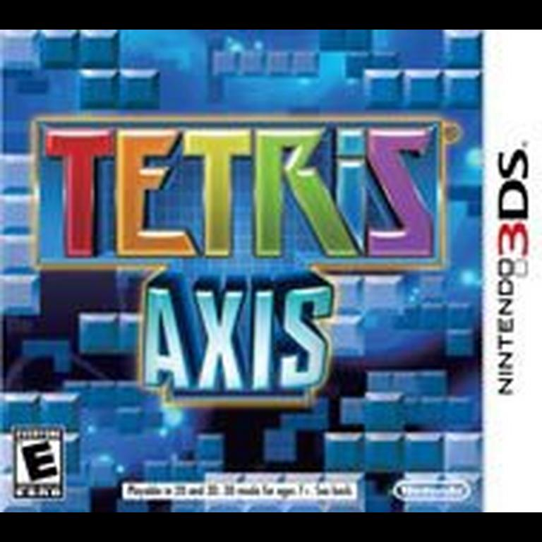 Tetris Axis statistics facts
