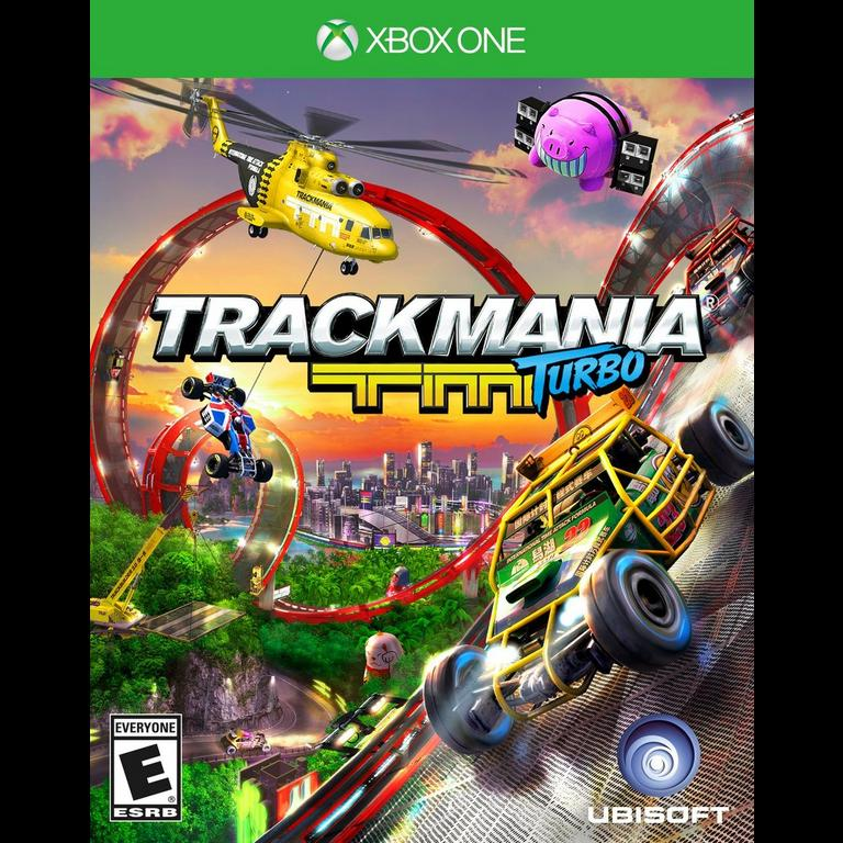 Trackmania Turbo stats facts