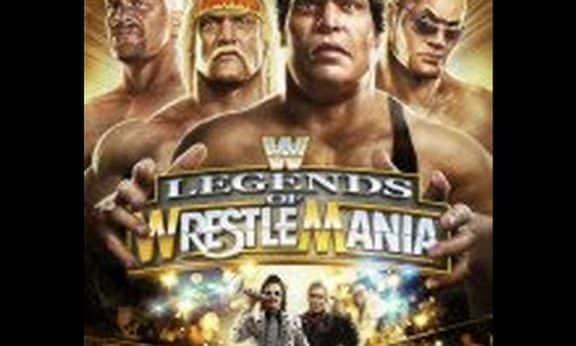 WWE Legends of WrestleMania statistics facts