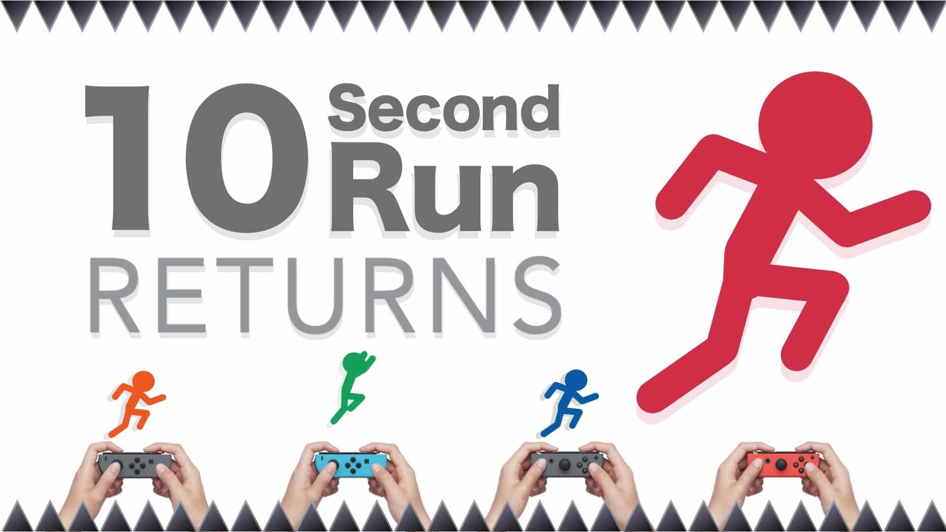 10 Second Run Returns stats facts