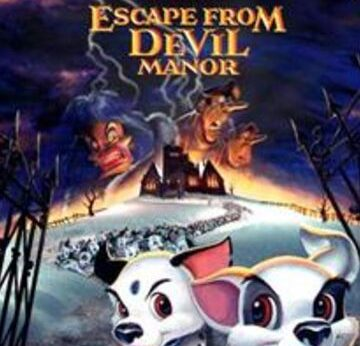 101 Dalmatians Escape from DeVil Manor stats facts