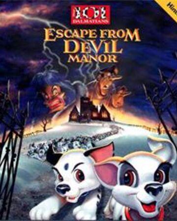 101 Dalmatians Escape from DeVil Manor stats facts