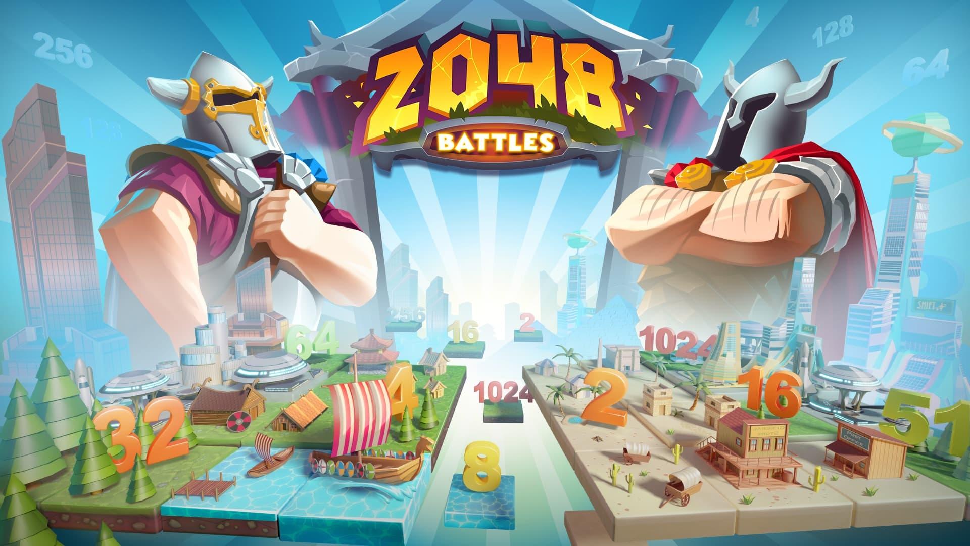 2048 Battles stats facts