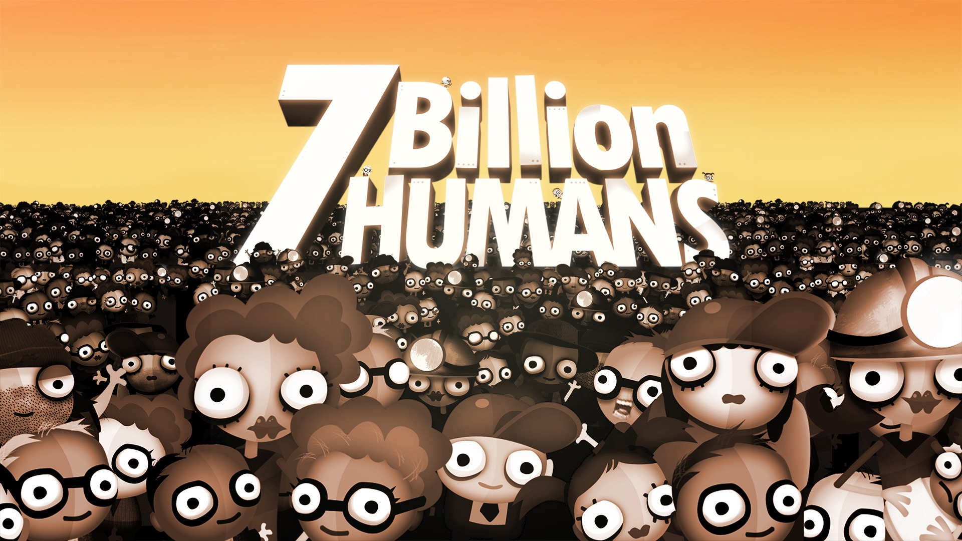 7 Billion Humans stats facts