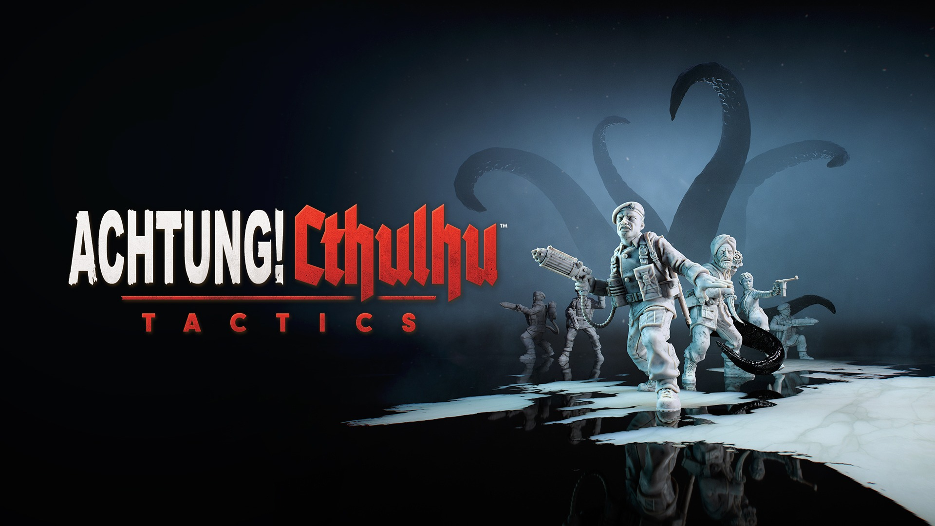 Achtung! Cthulhu Tactics stats facts