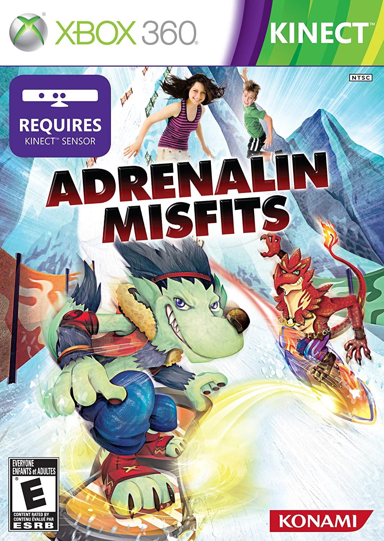 Adrenalin Misfits stats facts