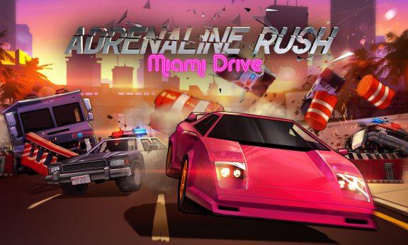 Adrenaline Rush Miami Drive stats facts