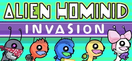Alien Hominid Invasion stats facts