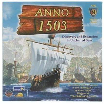 Anno 1503 stats facts