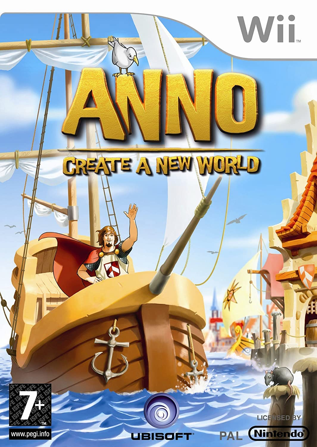 Anno Create A New World stats facts