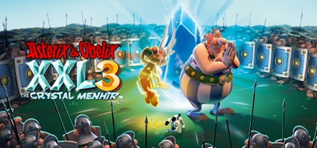 Asterix & Obelix XXL 3 The Crystal Menhir stats facts
