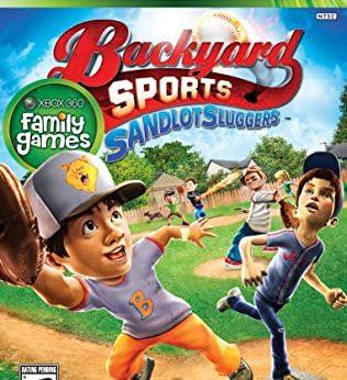 Backyard Sports Sandlot Sluggers stats facts