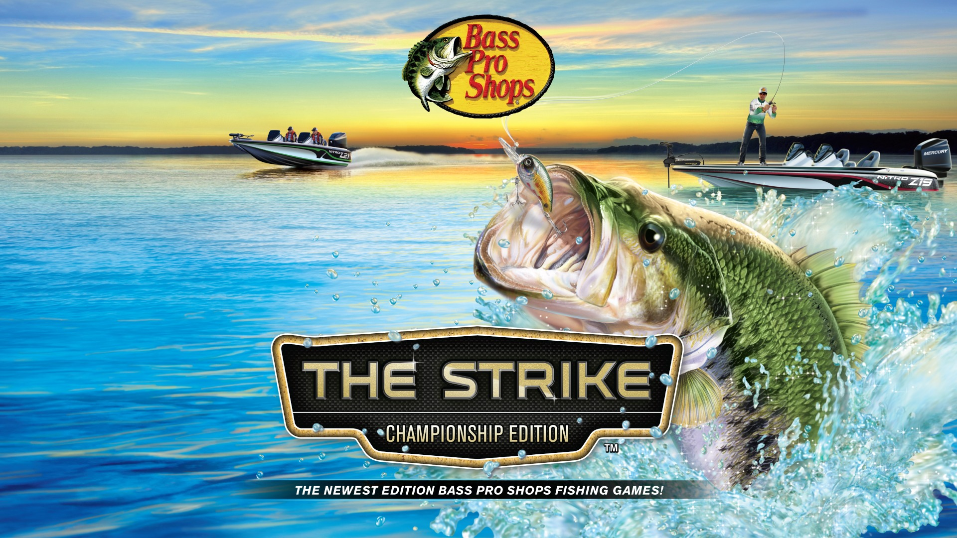 Bass Pro Shops The Strike stats facts