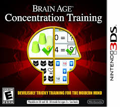 Brain Age Concentration Training stats facts