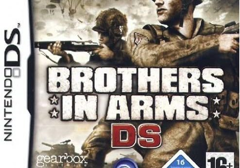 Brothers in Arms DS stats facts