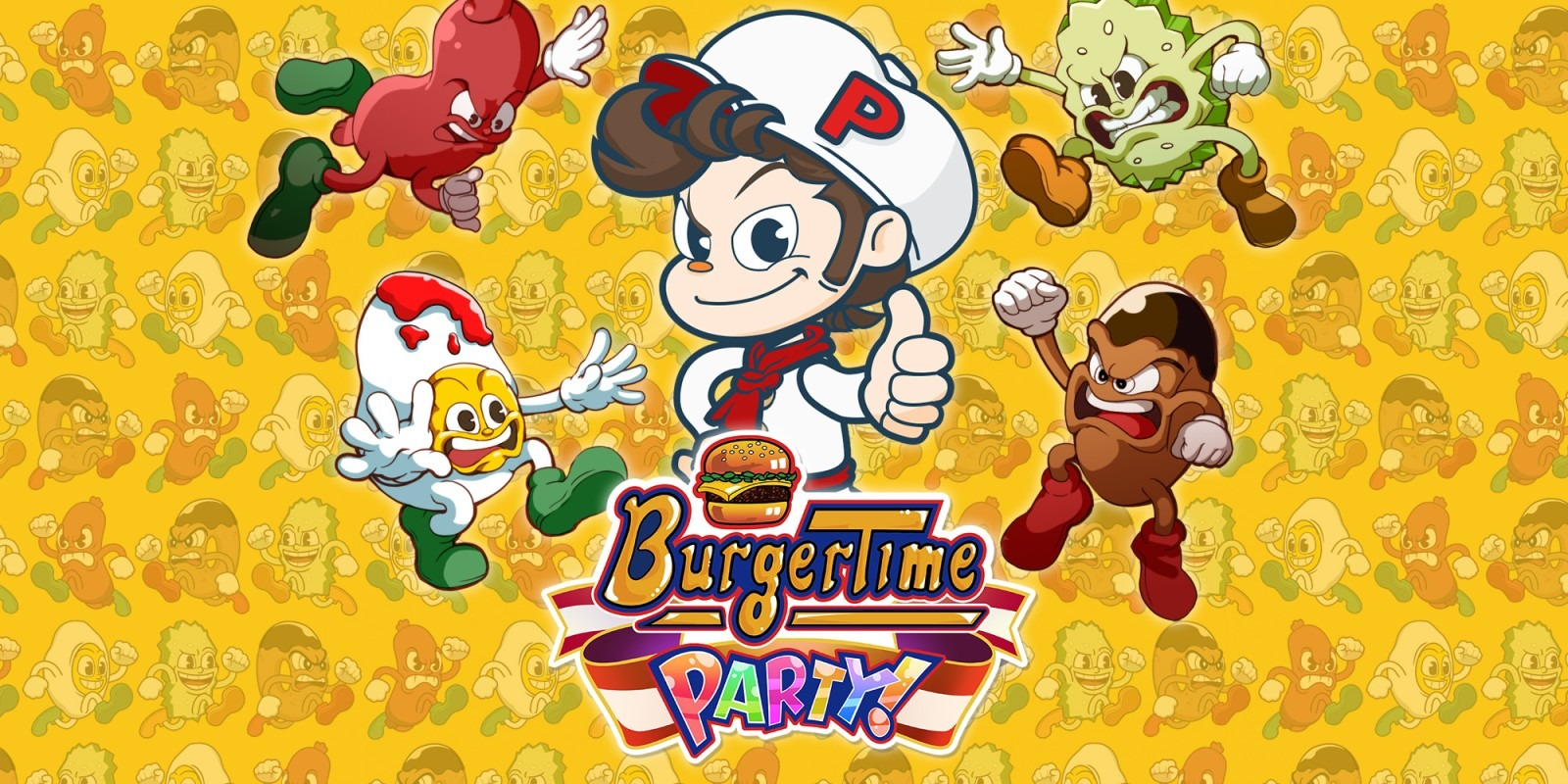 BurgerTime Party stats facts