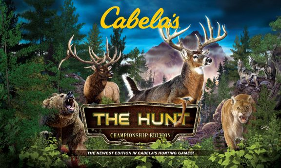 Cabela's The Hunt Championship Edition stats facts