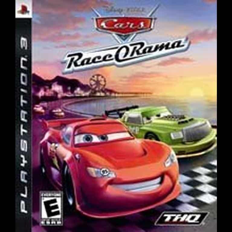 Cars Race-O-Rama stats facts