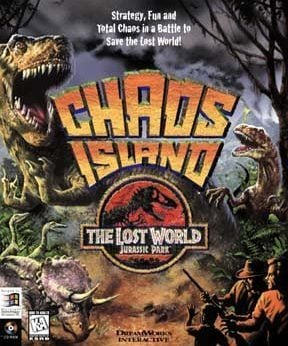 Chaos Island The Lost World stats facts