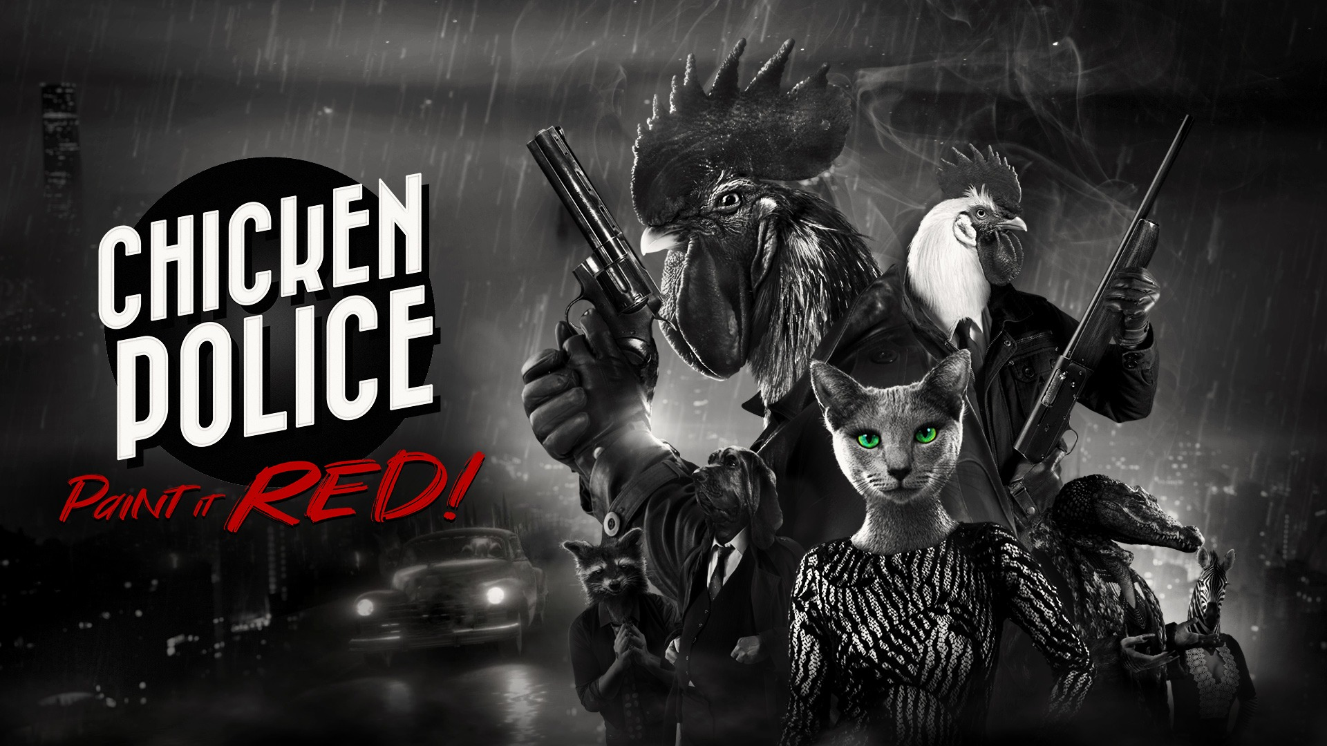 Chicken Police Paint it Red! stats facts