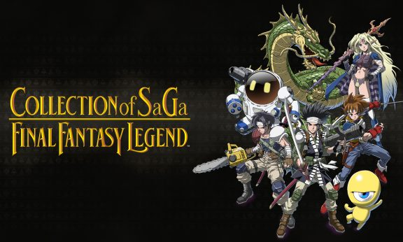Collection of Saga Final Fantasy Legend stats facts