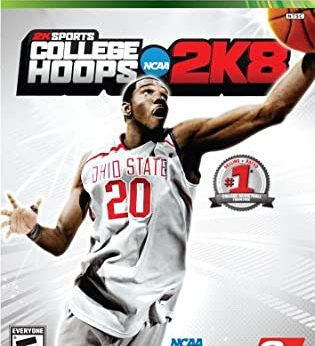 College Hoops 2K8 stats facts