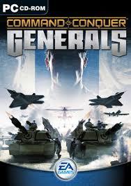 Command & Conquer Generals stats facts