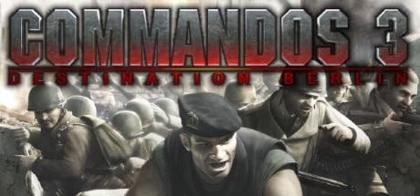 Commandos 3 Destination Berlin stats facts