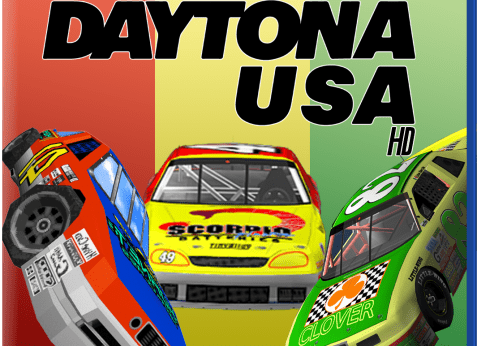 Daytona USA stats facts