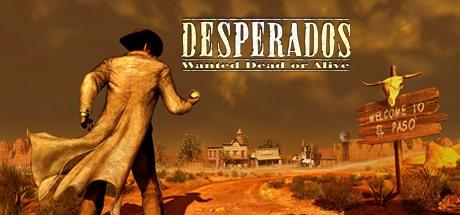 Desperados Wanted Dead or Alive stats facts