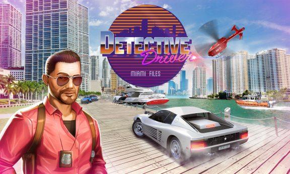 Detective Driver Miami Files stats facts