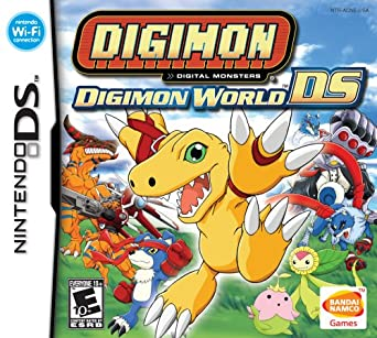 Digimon World DS stats facts