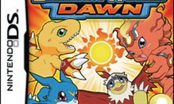 Digimon World Dawn stats facts