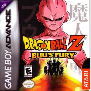 Dragon Ball Z Buu's Fury stats facts