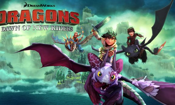 DreamWorks Dragons Dawn of New Riders stats facts