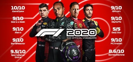 F1 2020 stats facts