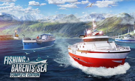 Fishing Barents Sea Complete Edition stats facts