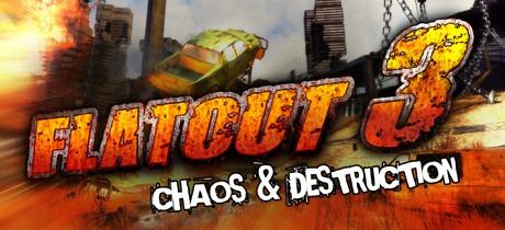 FlatOut 3 Chaos & Destruction stats facts