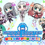 Groove Coaster: Wai Wai Party