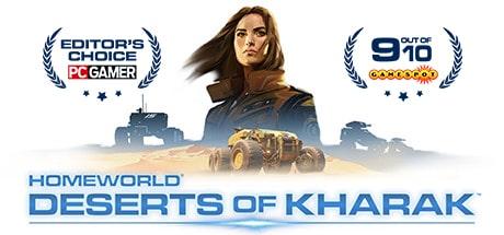 Homeworld Deserts of Kharak stats facts