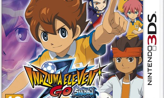 Inazuma Eleven GO Shadow stats facts