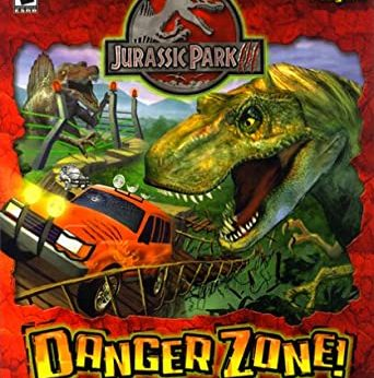 Jurassic Park III Danger Zone! stats facts