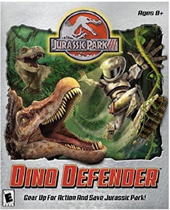 Jurassic Park III Dino Defender stats facts