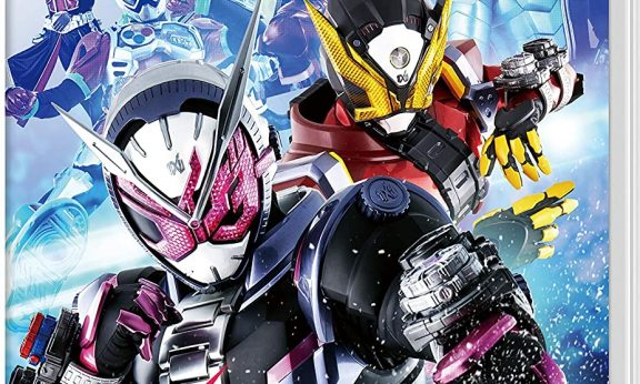Kamen Rider Climax Scramble Zi-O stats facts