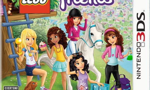 Lego Friends stats facts