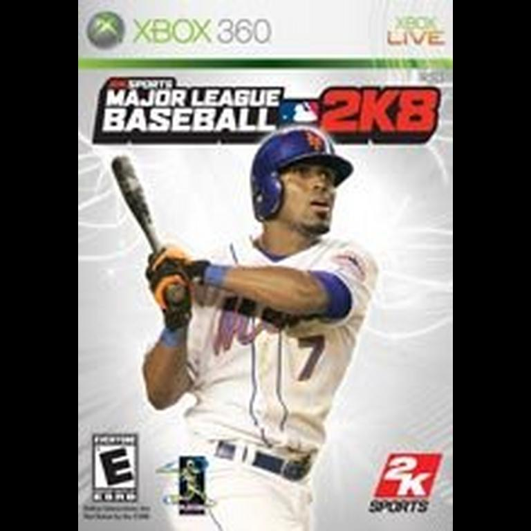 Major League Baseball 2K8 stats facts