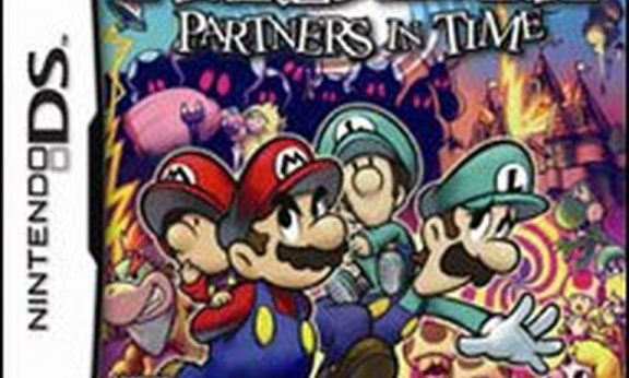 Mario & Luigi Partners in Time stats facts