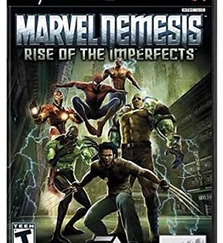 Marvel Nemesis Rise of the Imperfects stats facts
