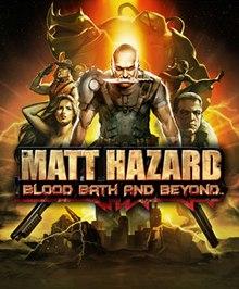 Matt Hazard Blood Bath and Beyond stats facts