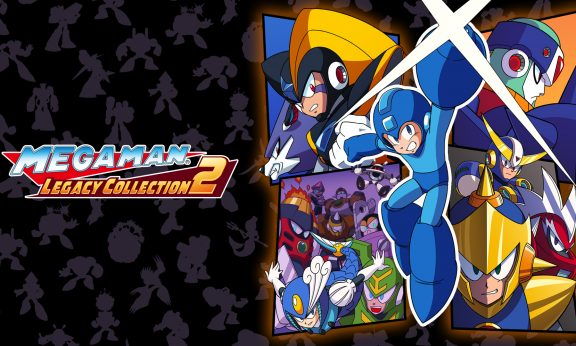 Mega Man Legacy Collection 2 stats facts